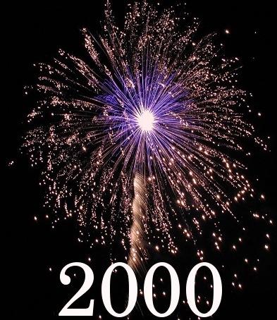 Jessenovels 2000 hits!