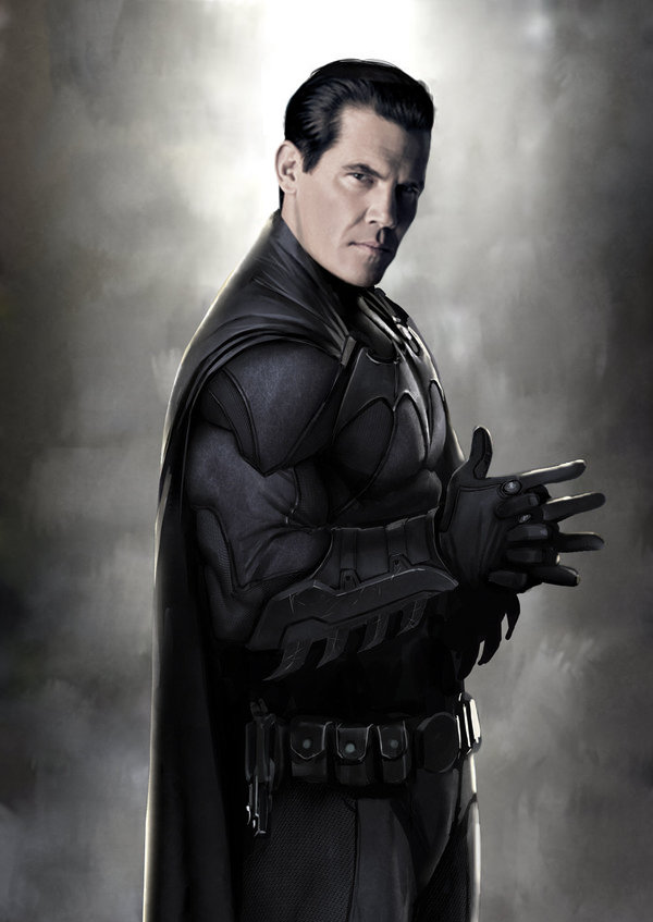 Josh Brolin as Batman