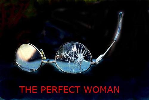THE PERFECT WOMAN coming October 3, 2014